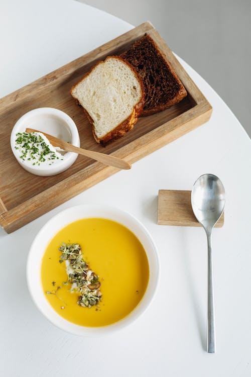 Free stock photo of appetizer, appetizing, bread