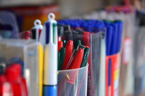 Free stock photo of caneta