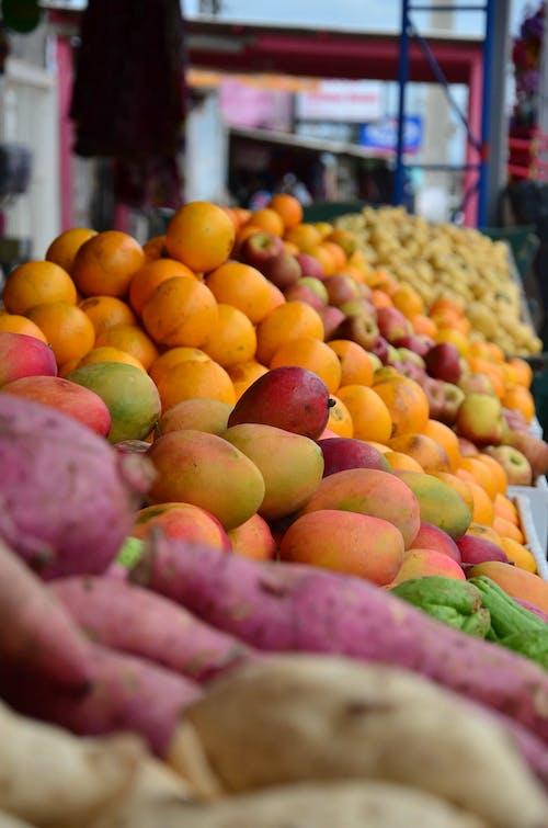 Free stock photo of feira