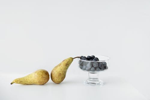 Fruits on White Table