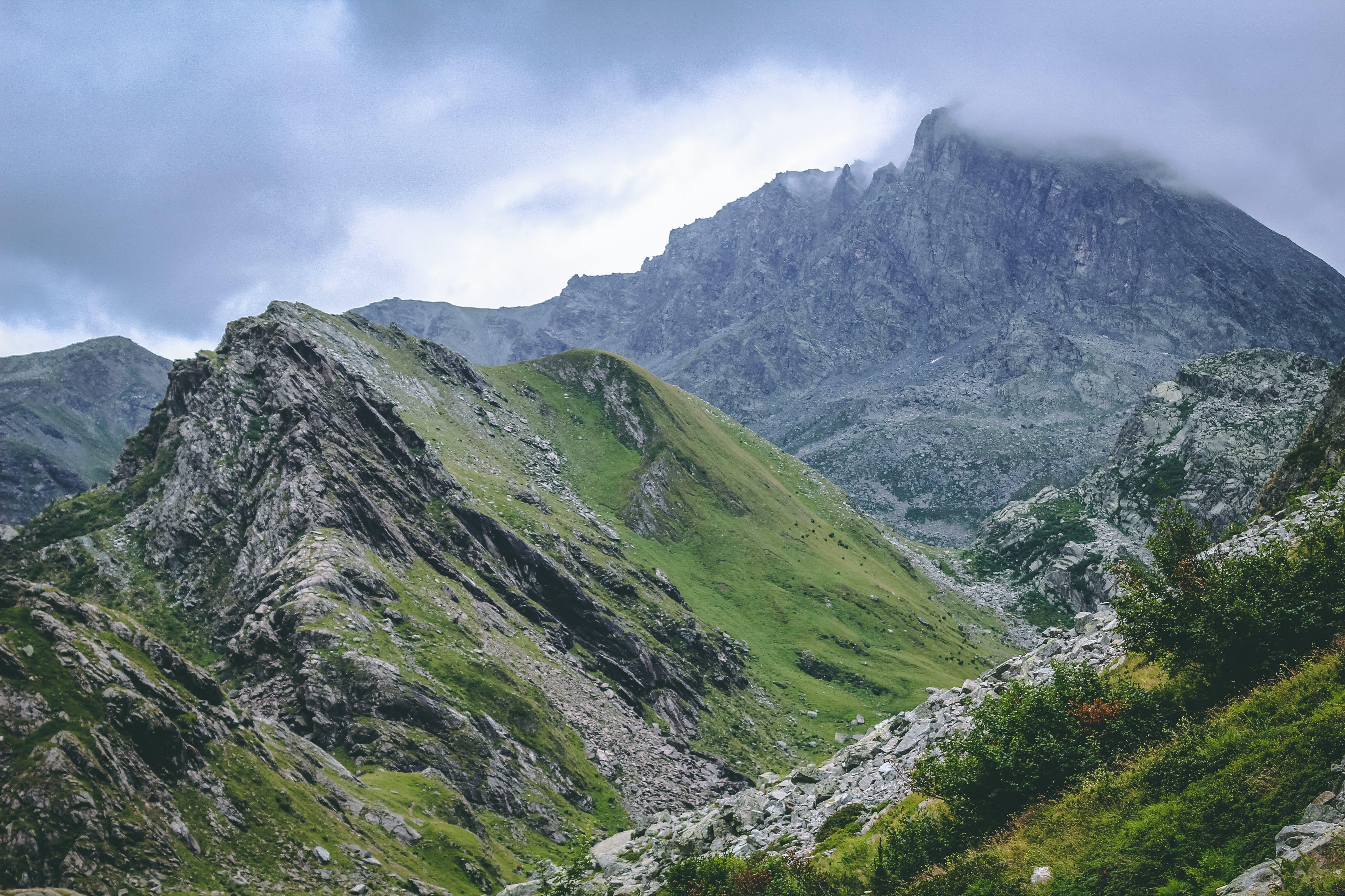 Green Grass Mountain Taken