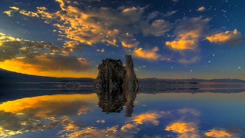 Gratis lagerfoto af aften, aoanh, hav
