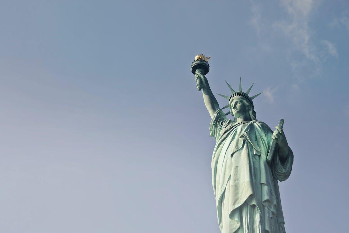Statute of Liberty at Daytime