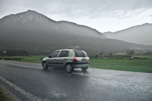 Free stock photo of car, landscape, mountain