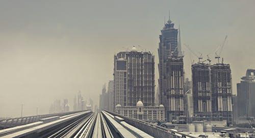Free stock photo of asia, city, cityscape, dubai