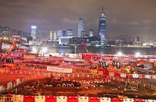 Free stock photo of asia, Asian, bridge, building