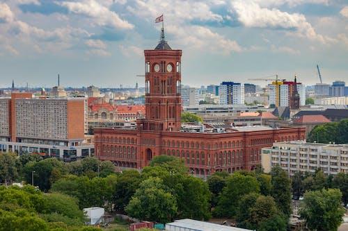 Free stock photo of alex, alexanderplatz, architecture