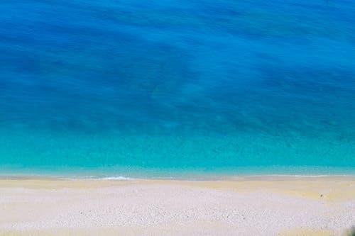 คลังภาพถ่ายฟรี ของ งดงาม, จุดหมาย, ชายหาด, ทราย