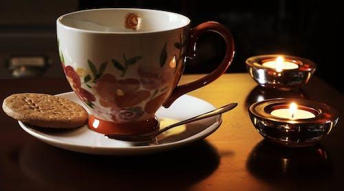 Immagine gratuita di bevande, biscotto, caffè