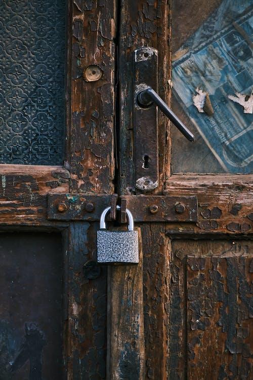 Foto profissional grátis de bloqueado, cadeado, fechar-se