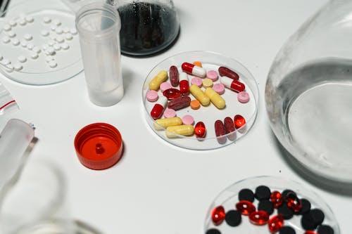 Immagine gratuita di ago, analisi, aspirina