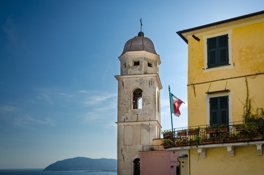 Free stock photo of summer, italy, architecture, view