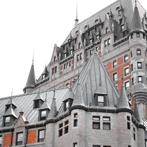 加拿大, 古老的城堡, 城堡, 城市景觀 的 免费素材照片
