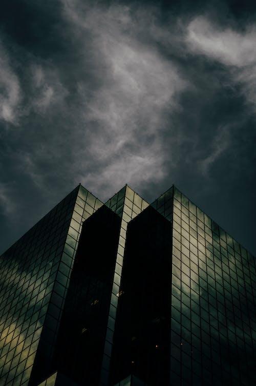 คลังภาพถ่ายฟรี ของ กระจก, กลางแจ้ง, ขาว