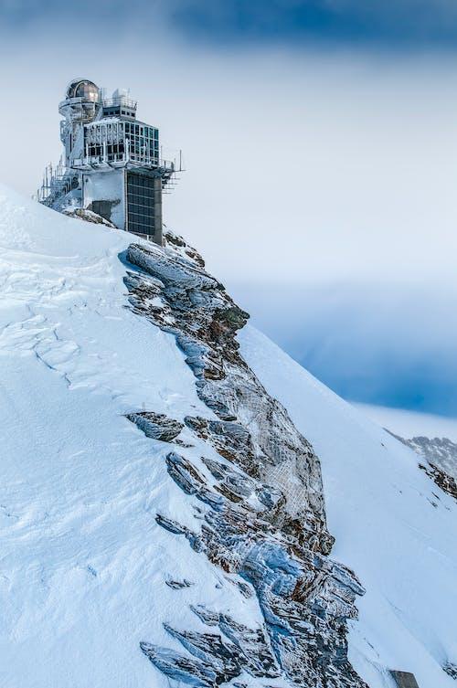 Gratis lagerfoto af bakke, bjerg, forkølelse, frossen