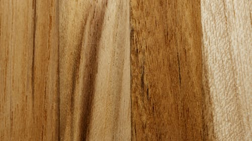 Shades of Brown on Wooden Surface