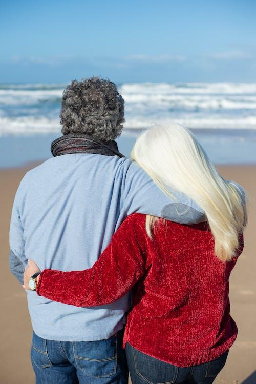 Fotos de stock gratuitas de abrazando, afecto, amor