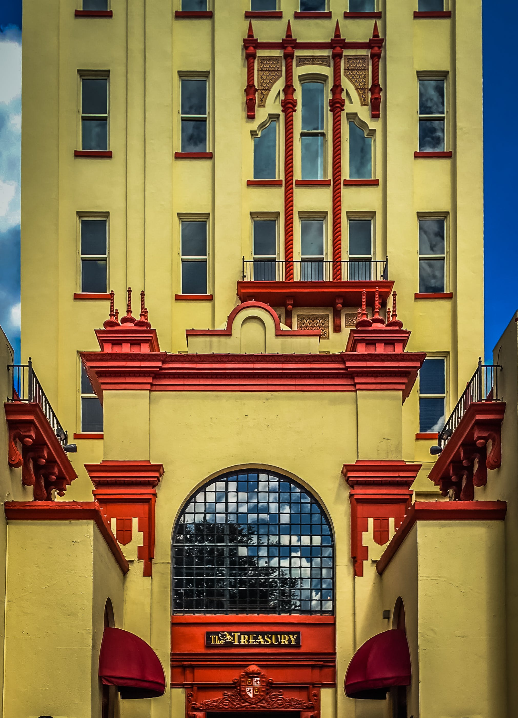 Free stock photo of architecture, st augustine