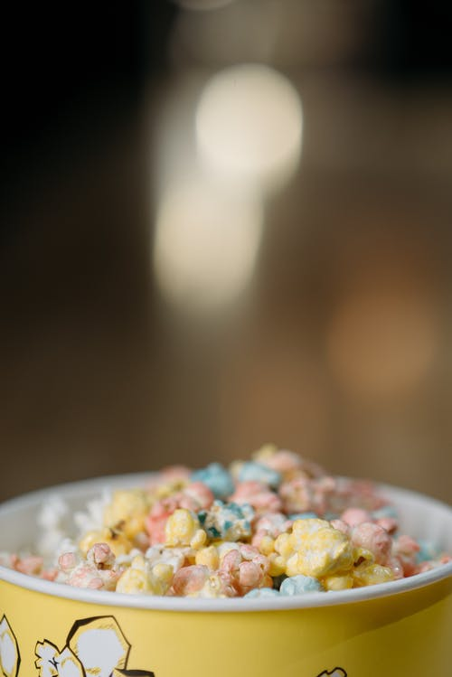 Free stock photo of bowl, box office, cereal
