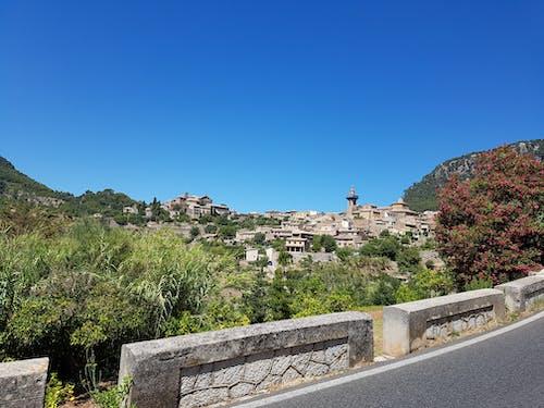 Free stock photo of blue sky, bright, bright day, city