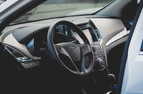 Free stock photo of 2017, blue, car