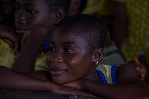 Základová fotografie zdarma na téma africký, Afrika, děti, škola
