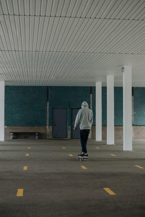 Δωρεάν στοκ φωτογραφιών με skateboard, skateboarder, skateboarding