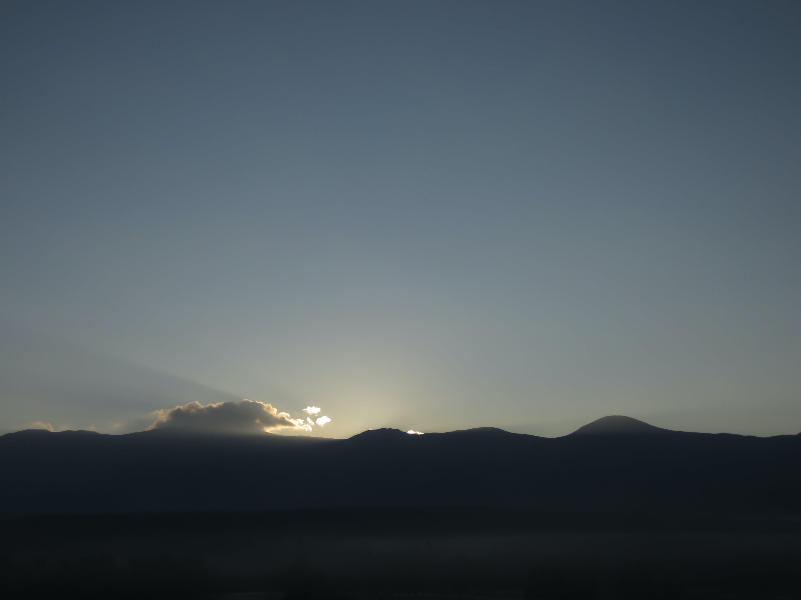 Free stock photo of sky, sunset, sunrise