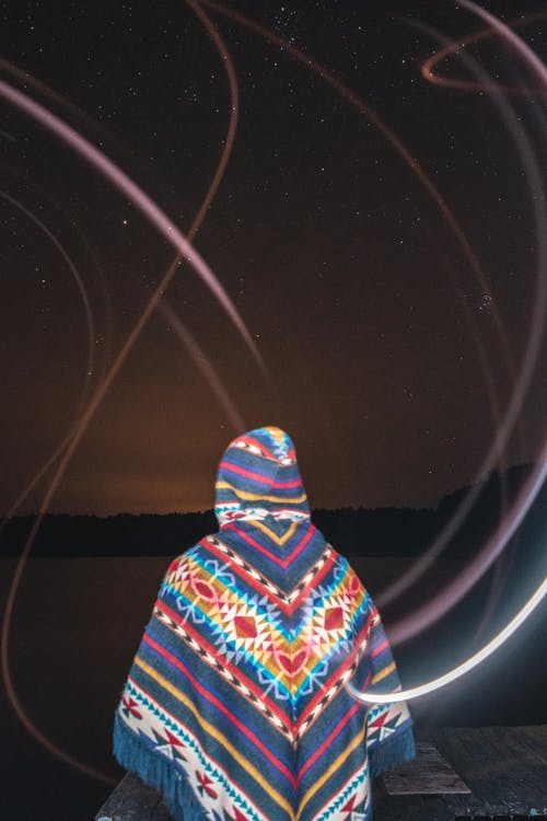 Fotos de stock gratuitas de aura, cielo nocturno, energía
