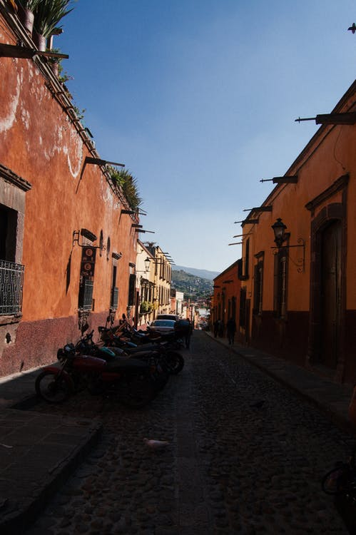Free stock photo of colonial, mexico, pueblo