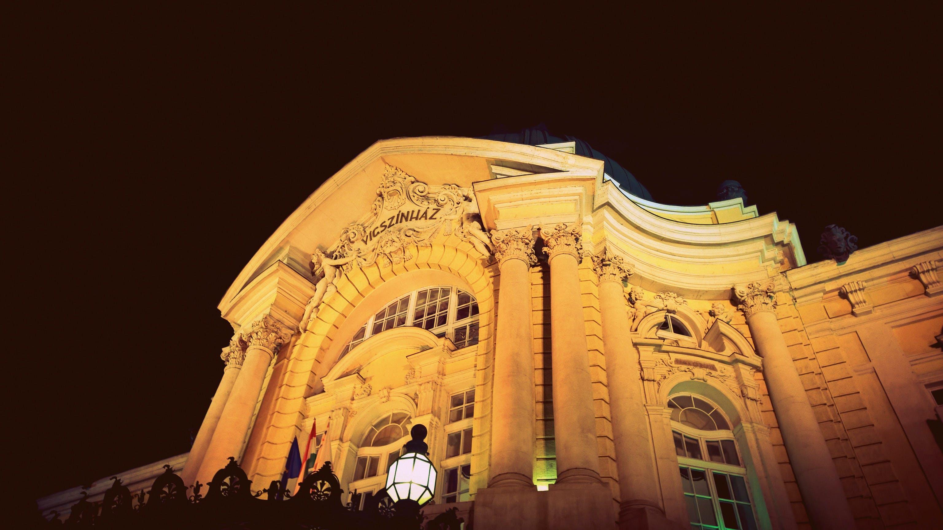Free stock photo of night, architecture, hungary, Budapest