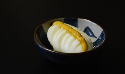 おいしい, ゆで卵, カップ, カロリーの無料の写真素材