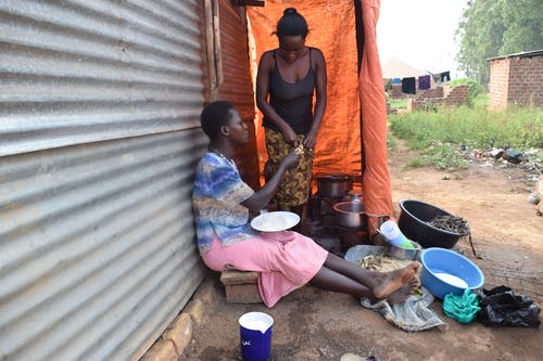 Free stock photo of african, uganda, women