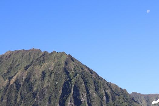 Free stock photo of hawaii, Stairway to heaven, Hawaiian Sky