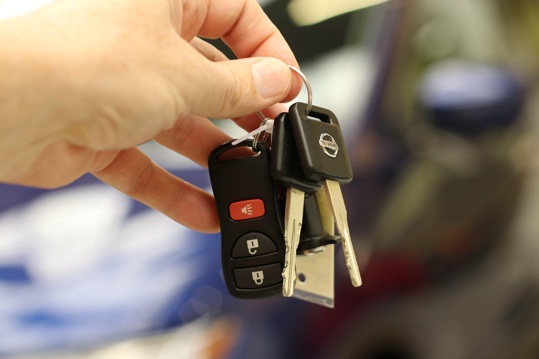 Free stock photo of car keys