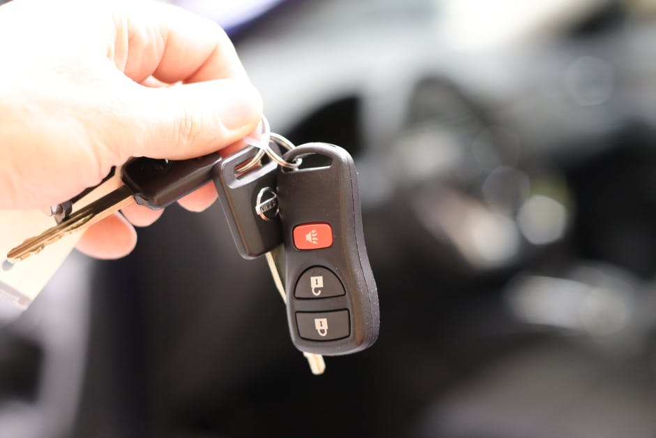 car buying, car dealer, car keys