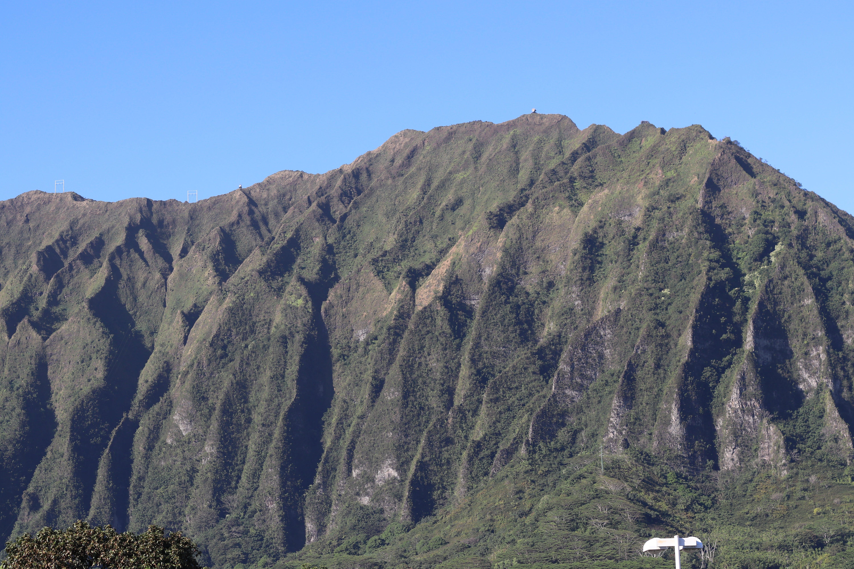 Free stock photo of Hawaii Views, hawaiian, mountain range