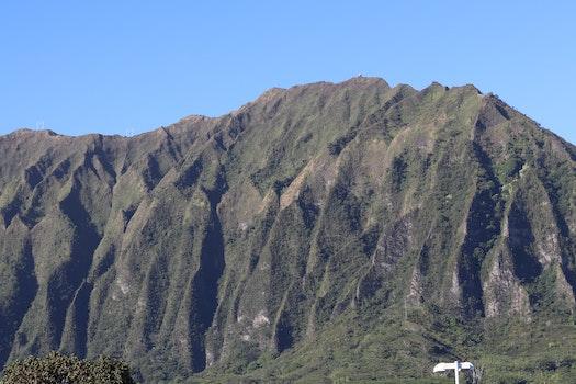 Free stock photo of hawaiian, mountain range, Hawaii Views