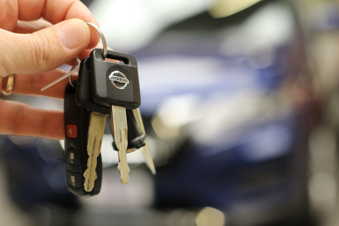 Free stock photo of car keys only