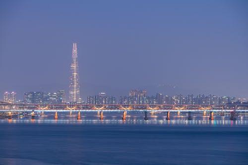 Immagine gratuita di acqua, città, corea