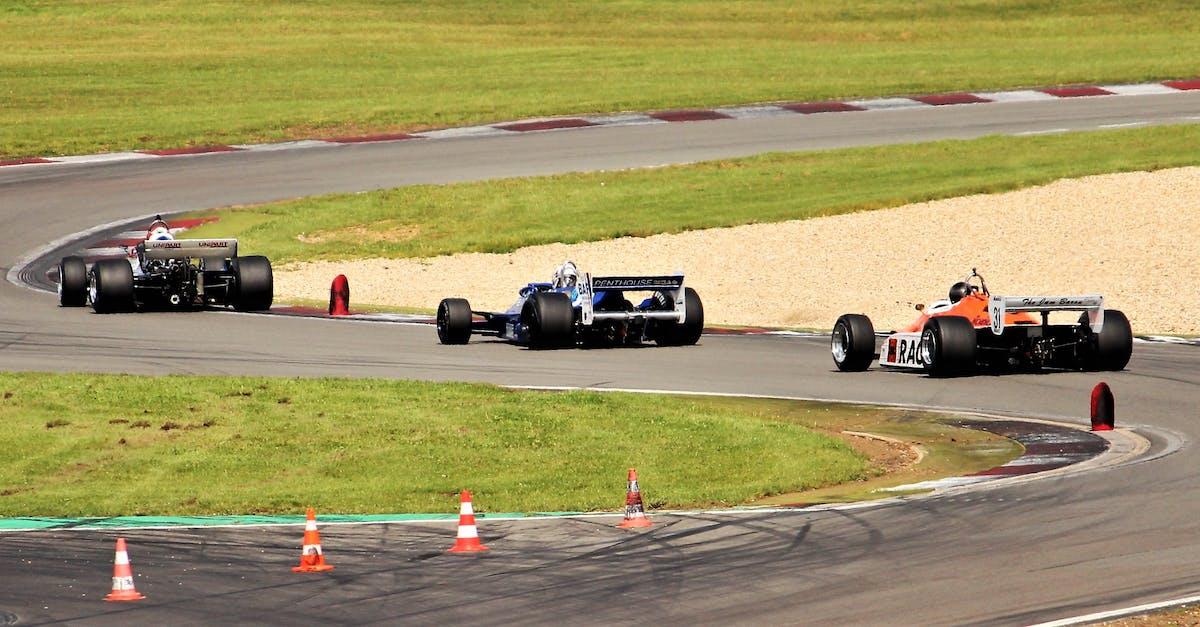 Free stock photo of auto racing, car, f1