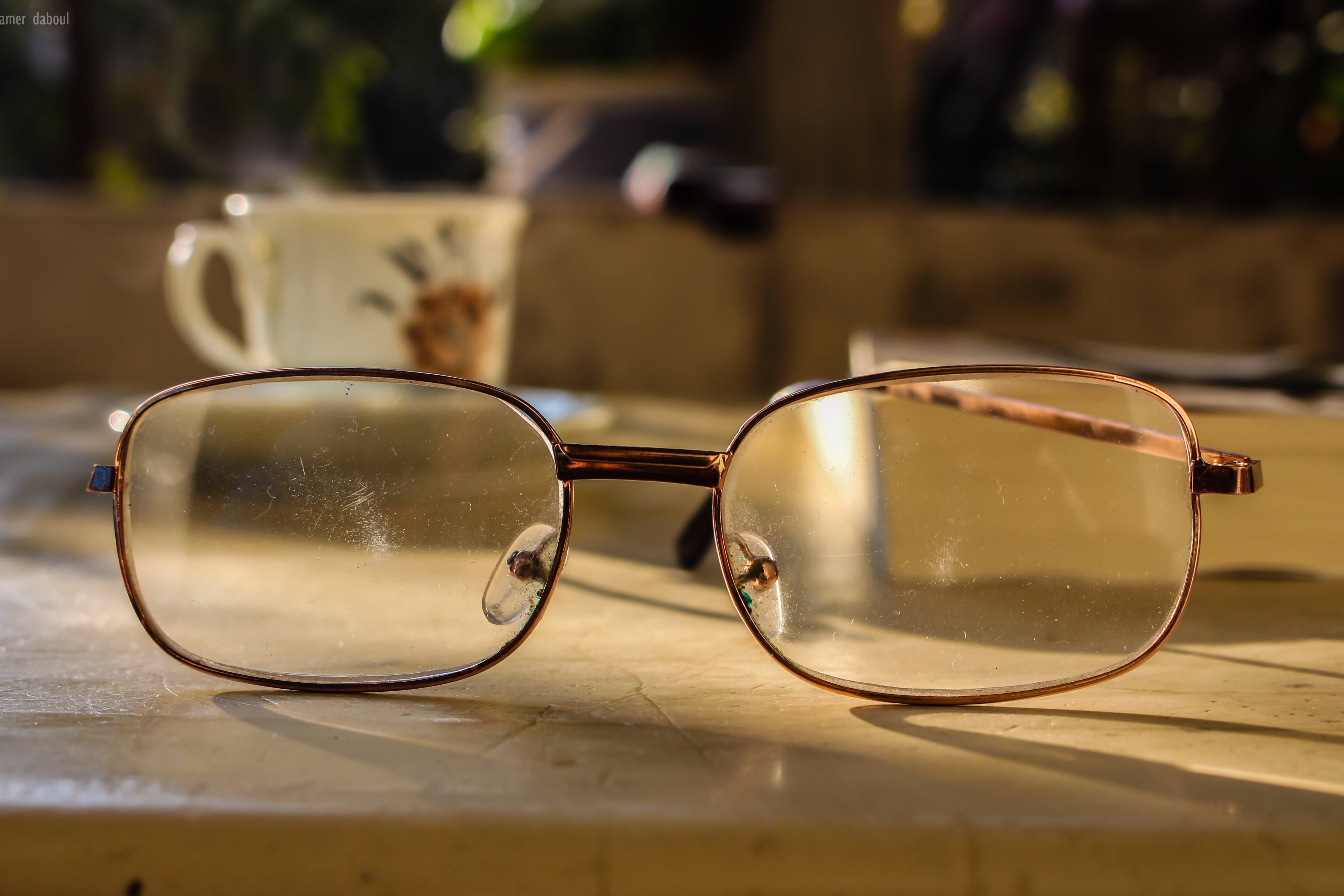 Free stock photo of close-up, coffee, education, eyeglasses