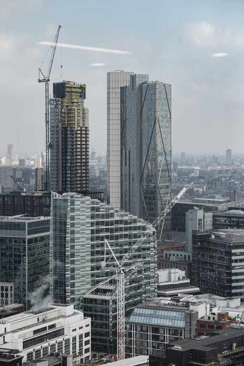 Immagine gratuita di architettura, business, capitale