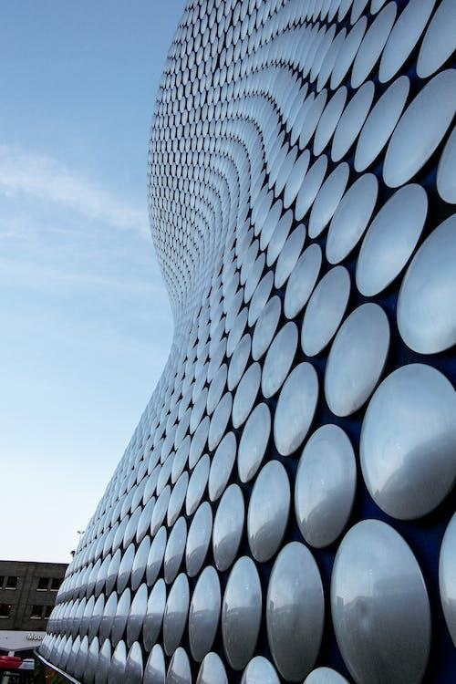 Бесплатное стоковое фото с architecture, вертикальный выстрел, круги