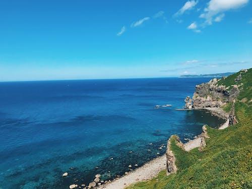 Безкоштовне стокове фото на тему «#mountain #blue, #sea #nature»