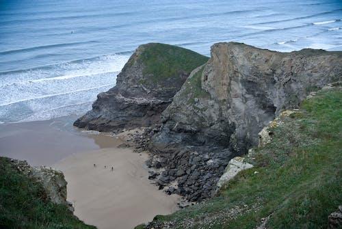 Free stock photo of cliff, cliff coast, cliffs, coastline