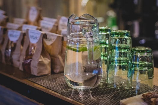 Free stock photo of blur, glasses, indoors, liquid