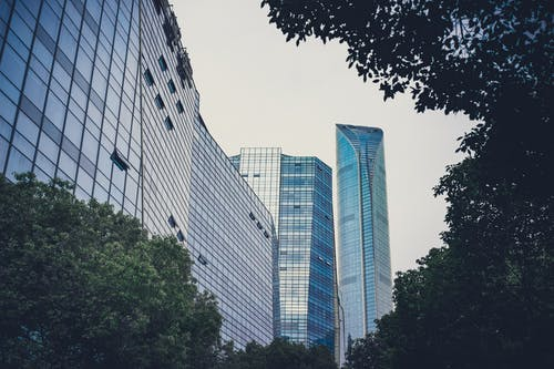 Free stock photo of architecture, building, business