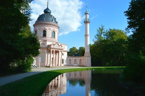 Free stock photo of mosque, palace, schloss