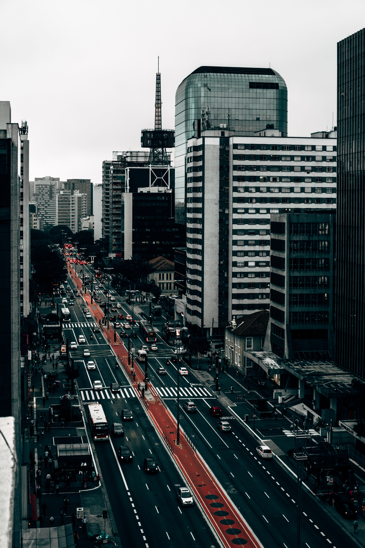 Free stock photo of avenida paulista, brasil, brazil, buildings
